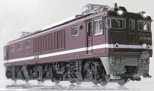 Japan Eisenbahn Railway Spur Z 1 220 Scale EF64 Heavy-duty E-lok Braun Bo-Bo-Bo