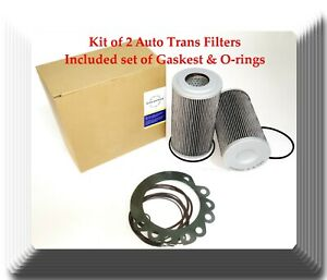Details about Kit of Auto Trans Filter Kit HF28943 Fits: For Vehicles With  Allison Trans