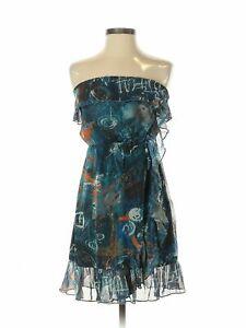 NWT-Catwalk-Studio-Women-Blue-Dress-S