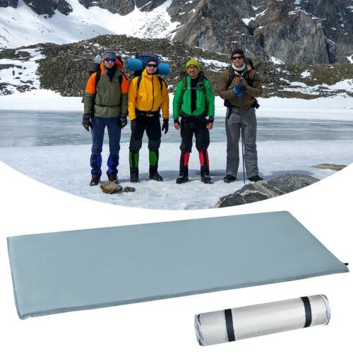 Isomatte Selbstaufblasende Matratze Selfinflating Luftmatratze Campingmatte
