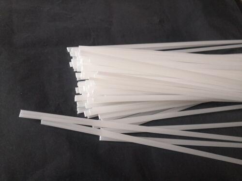 25m Polypropylene//PP White Plastic Welding Rods Sticks Strips for Welder 80Ft