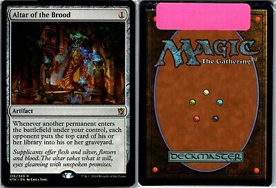 NM Altar of the Brood MTG Khans Magic: the Gathering