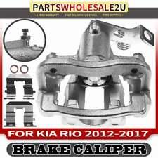 Rear Right Passenger Side Disc Brake Caliper with Bracket for Kia Rio 2012-2017