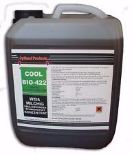 Kühl-Schmierstoff Industriequalität 5 Liter Weiß milchig emulgierend
