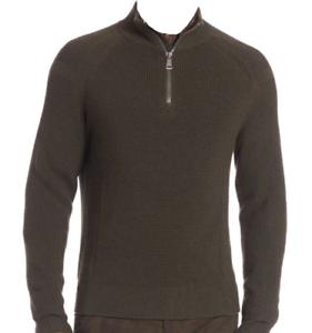 Polo Ralph Lauren Half-Zip Moto Sweater Size  XXL