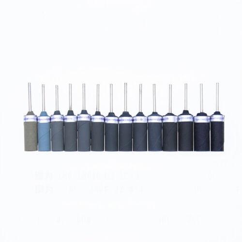 180-7000 Grit Wet Dry Sandpaper Sanding Bar Rod Abrasive Stick For Dremel Rotary