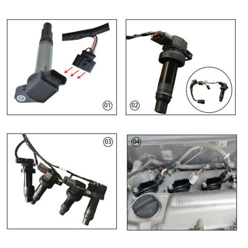 Ignition Coil FOR Lexus RX350 Toyota Camry Avalon RAV4 Sienna Venza Highlander