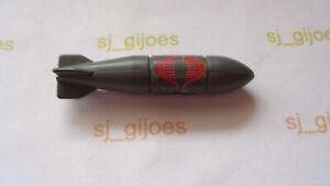 1983 ORIGINAL ARAH BOMB G.I JOE COBRA FANG MISSILE