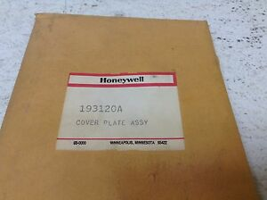 Honeywell-193120A-Cover-Plate-Assy-New