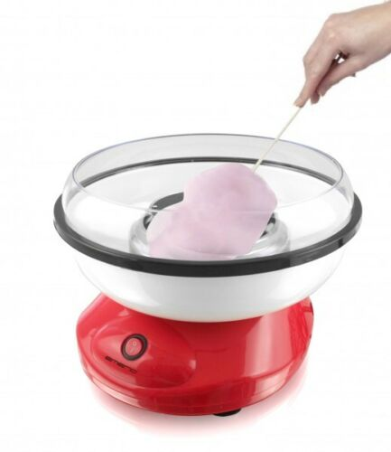 Zuckerwatte-Maschine rot Waves CCM-106831.1 Zuckerwattegerät cotton candy maker