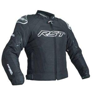 RST-2060-Tractech-Evo-III-aprobado-por-la-CE-Chaqueta-Textil-Moto-Bicicleta-Negro
