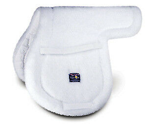 Toklat SuperQuilt HunterPessoa Shaped Pad with Velcro Spine