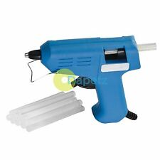 HOT MELT GLUE GUN TRIGGER ELECTRIC ADHESIVE STICKS FOR HOBBY CRAFT MINI DIY