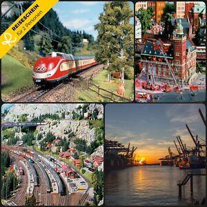 2-Tage-2P-3-Hotel-Hamburg-Tickets-Miniatur-Wunderland-Urlaub-Kurzurlaub