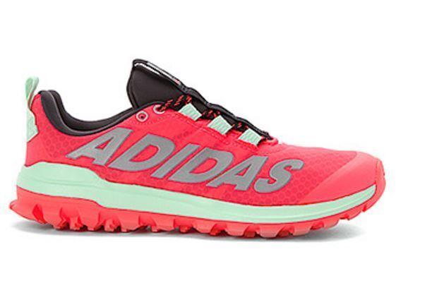 NIB Femme Adidas Vigor 6 TR Trail fonctionnement Response chaussures Boost S85035 Pnk