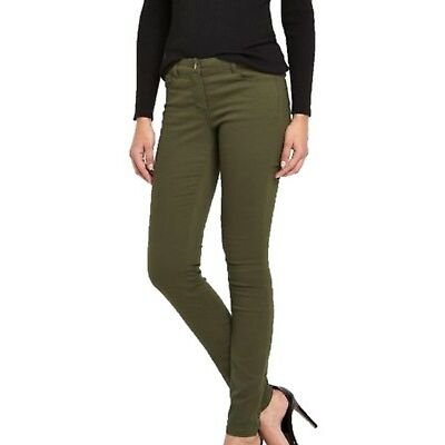 Ladies Ex High Street Jeans Womens Skinny Jeggings Slim Soft Stretch Pant