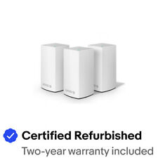 Linksys Velop Mesh WiFi System,1,2, 3 Pack, Dual Band AC 1300