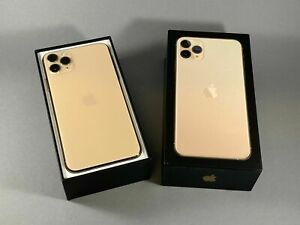 USED Apple iPhone 11 Pro 64GB Gold - Complete, Factory Unlocked
