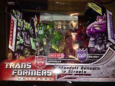 Transformers Classics Universe Target Exclusive G1 Deco Springer Ratbat New
