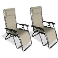 2-Pack Caravan Sports Infinity Chair
