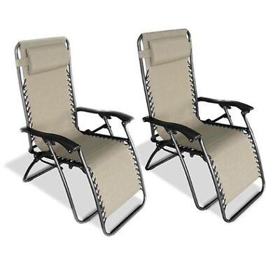 2-Pack Caravan Sports Infinity Chair