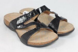 By 5 Faith V2446 donna Orthaheel 38 Uk Eu Black Andrew Weil Dr Sandals qFwIWxzEZ7