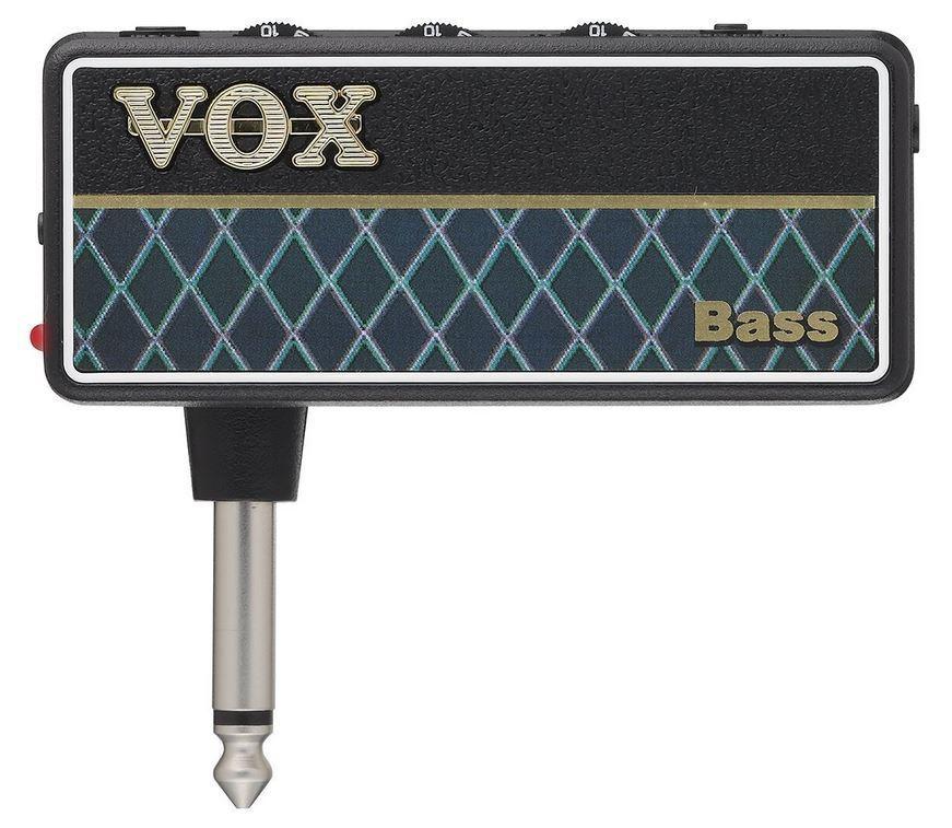 Nuevo Auriculares bajo VOX AP2BS amPlug 2 2 2 Amp De Guitarra envío gratuito hecho en Japón c11a80