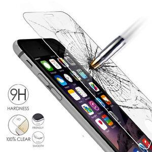 Cristal-Templado-Premium-para-Apple-iPhone-5-6S-X-Protector-Pantalla-de-Vidrio