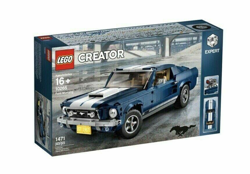Lego ® creator expert 10265 Ford Mustang GT 1967-Nuevo Sellado de fábrica -