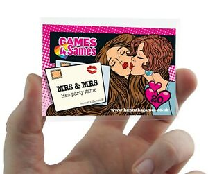 Mrs-amp-Mrs-Same-Sex-Hen-Party-Game-Hen-Do-Accessories-Lesbian-Party-set-1