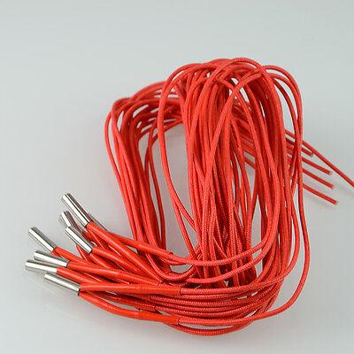 2x Reprap 12v 30W Ceramic Cartridge Wire Heater For Arduino 3D Printer NEW