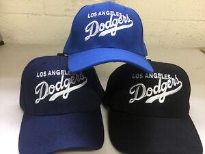 8e99fb5ef6066 Los Angeles Dodgers Cap Hat Embroidered LA Men Adjustable Curved ...