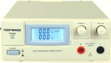 Tekpower Tp3020e Dc Adjustable Switching Power Supply 30v 20a Digital Display