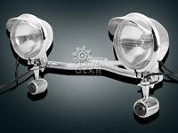 Passing Turn Signals Spotlight For Honda Shadow Aero Phantom Vlx Vt 600 750 1100