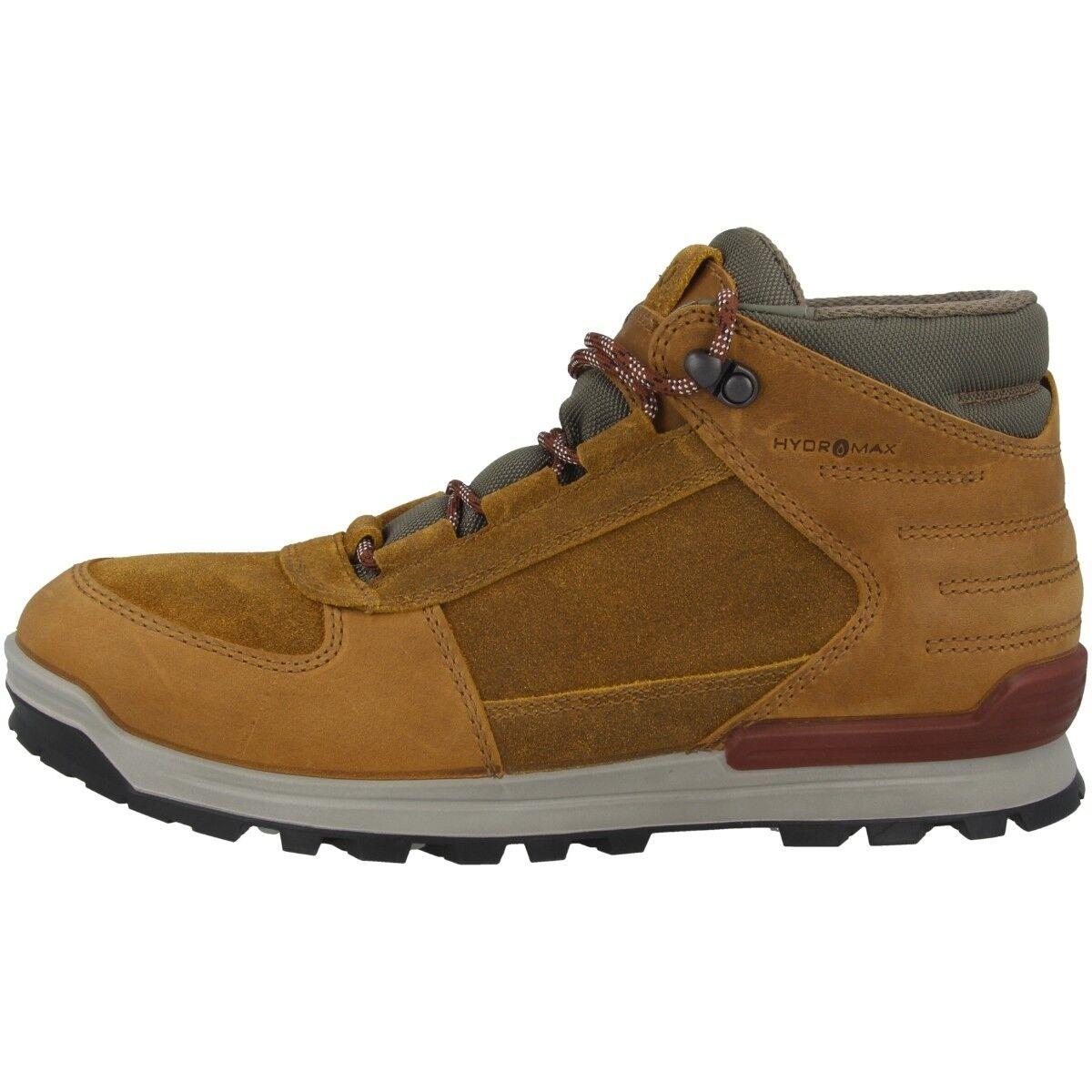 Ecco Oregon Siskiyou HM zapatos Men señores botas con cordones Amber 826034-51123