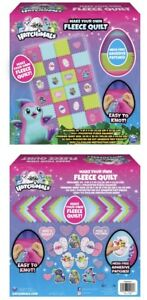 Hatchimals Knot A Quilt Crafts Kids Kits New Spin Master