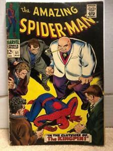 Amazing-Spider-Man-51-1967-VG-F