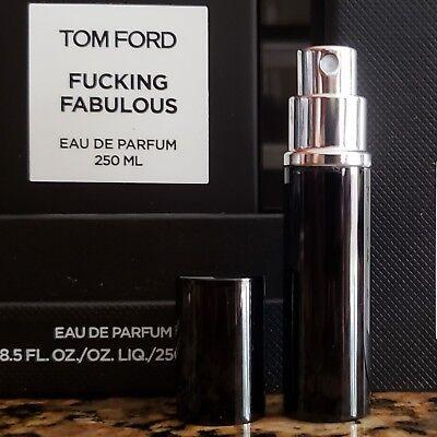 AtomizerEbay 20oz De 0 Tom Fordfucking Sample Eau Parfum Fabulous Edp Spray 6ml Kc1TlFJ