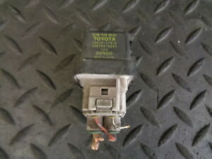 2006-LEXUS-IS-220d-4DR-SALOON-GLOW-PLUG-RELAY-28610-67010-DENSO