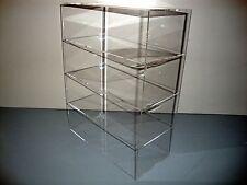 305displays Acrylic Countertop 12 X 6 X 16 Display Showcase Box Cabinet