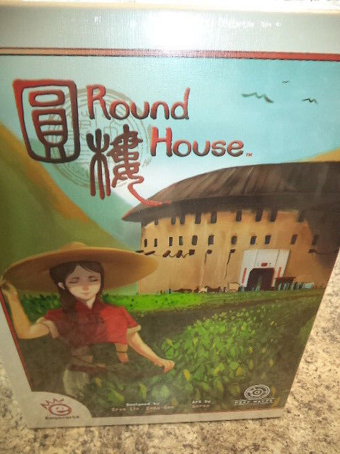 Round House - Deep Water Games Board Game New