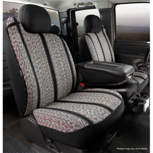 FIA TR48-16BLACK Wrangler Series Front 40//20//40 Split Seat Cover Black