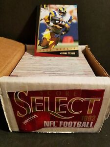 1993-Score-Select-Complete-Football-Set