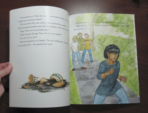 Brother Wolf Native American-Inspired Totem Story Childrens Book Brandy Woods