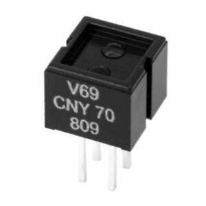 10PCS CNY70 Reflective Optical Sensor with Transistor output NEW