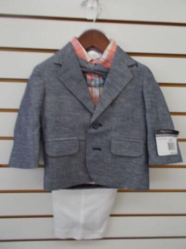 Infant Boys Nautica $79.50 $80 Assorted 4pc Suits Size 12 Months 24 Months