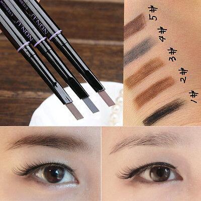Fashion Stylish 5 Colors Makeup Cosmetic Eye Liner Eyebrow Pencil Beauty Tools