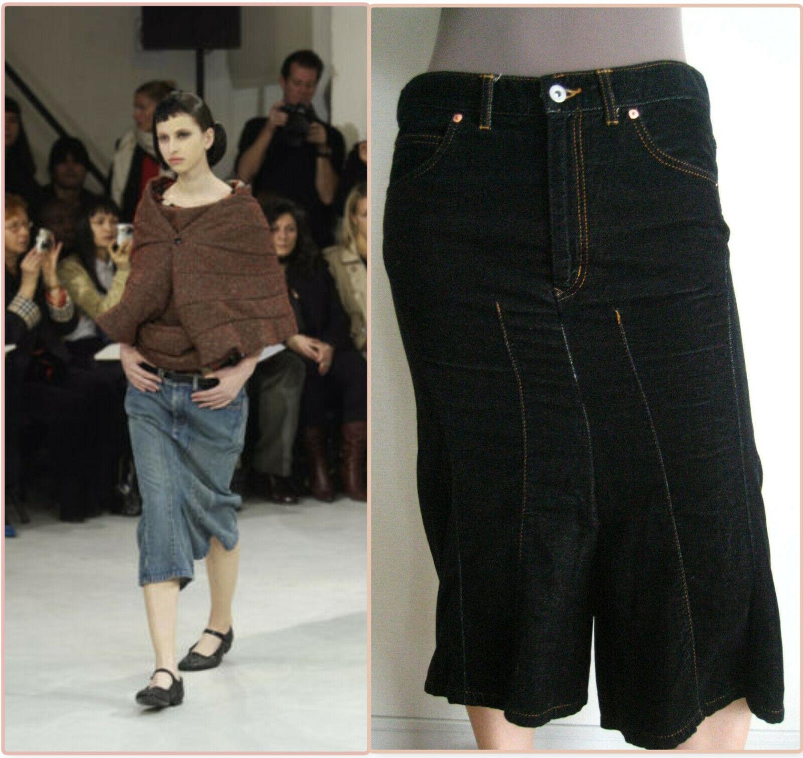 AD2005 Junya Watanabe Comme des Garcons pantalones de terciopelo sarueru   precios ultra bajos