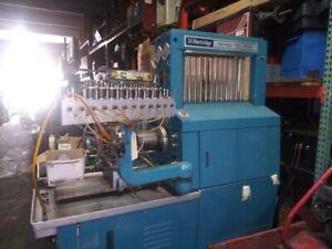 Details about Diesel pump test Bench Hartridge 1150 15 HP