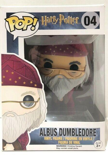Funko Pop - Harry Potter - Albus Dumbledore #04 - NEW